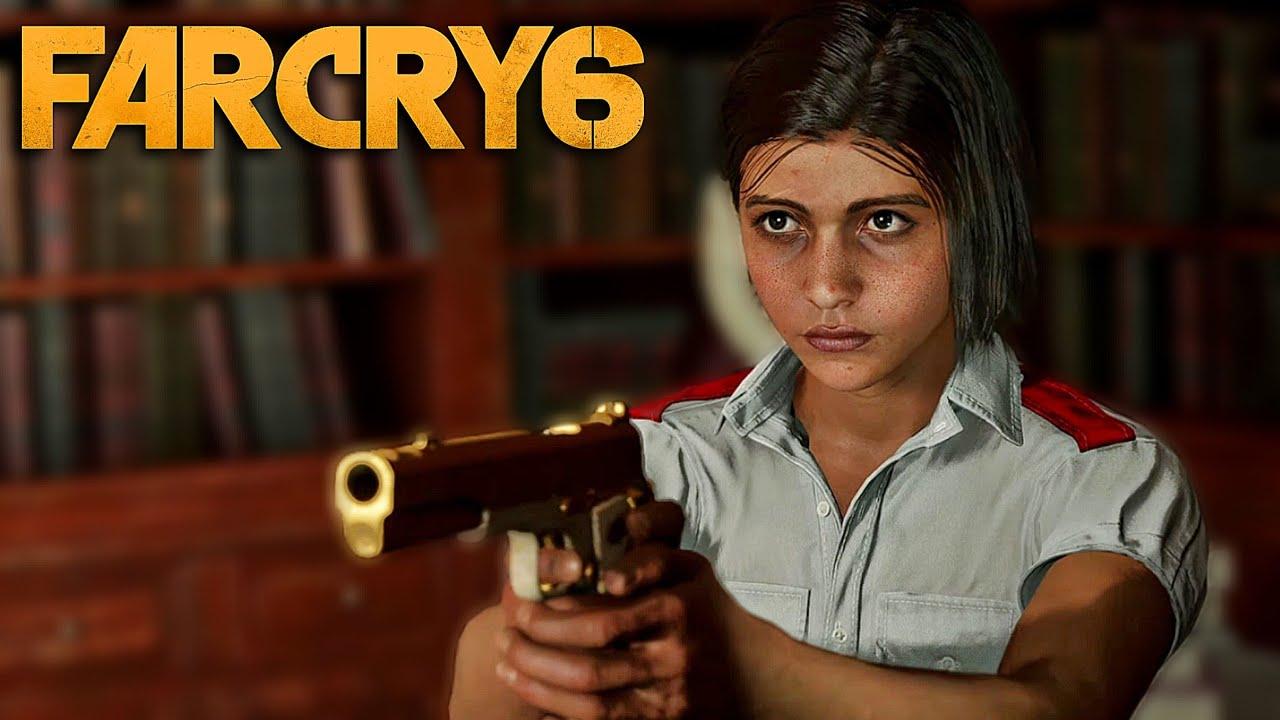 FAR CRY 6 #17 - PARAÍSO PERDIDO, TROCA DE TIROS INSANA DENTRO DO HOTEL!