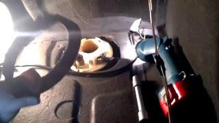 Бензонасос (топливный насос) AUDI (ауди) а8. Модуль: 4d0298087b Насос: 405-052-002-001z