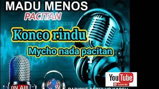Gambar cover Konco Rindu Cipt.R.Husin Albana n Sarah Ema (cover Mycho Nada) Live alun2 pacitan