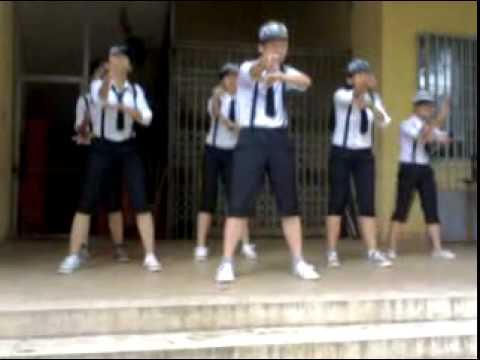 Nhảy hiện Đại 10C1 THPT Nam Hà 2007-2008