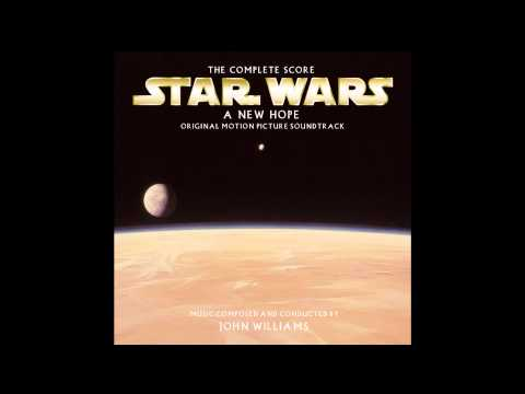 Star Wars IV (The Complete Score) - Detention Block Ambush