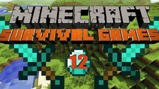Minecraft Hunger Games - Game #12 - I HATE YOU KEYBOARD!