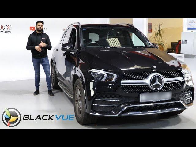Mercedes Benz GLE Blackvue DR750 with Parking Mode
