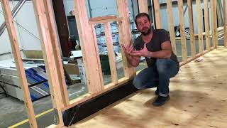 How To Frame A Tiny House Out Of Wood