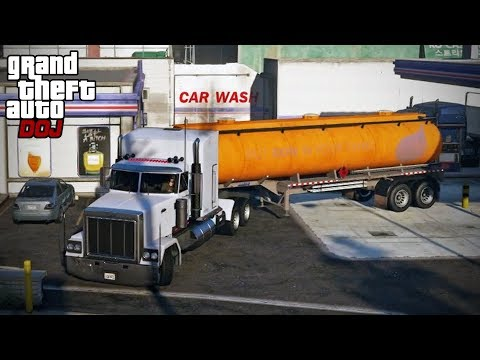 Download Youtube: GTA 5 Roleplay - DOJ 317 - Fuel Delivery (Civilian)