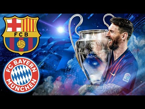 BARCELONA ROAD TO THE UEFA CHAMPIONS LEAGUE | FIFA 19 | THE FINAL | EP6