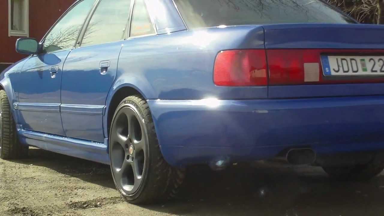 Audi Urs4 Rs Blue Youtube