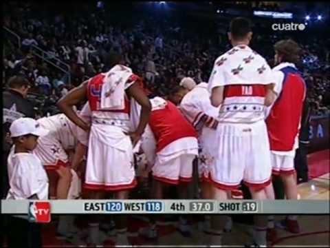 NBA All-Star Game 2006 Houston (Montes y Daimiel) -4