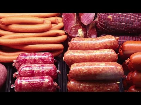 Health Org: Processed Meat Causes Cancer