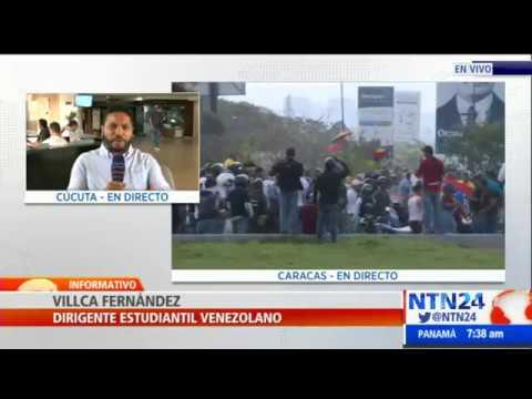 Horas cruciales en Venezuela: Guaidó y militares salen a las calles