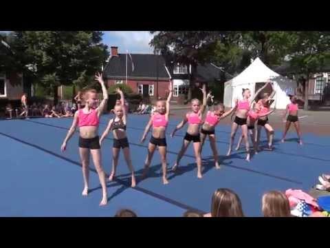Adonis Bovenpartnerdans Roden 14 juni 2014