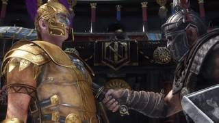 Ryse son of Rome Gameplay 60fps 4k HDR