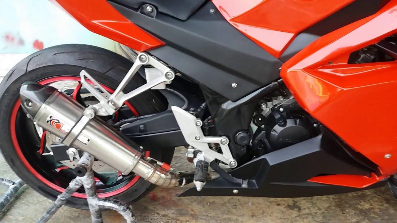 Modifikasi Honda CBR 150 By Day's Custom