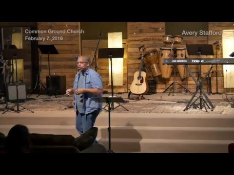 """Walking with Balance"" - sermon by Avery Stafford on February 07, 2016"
