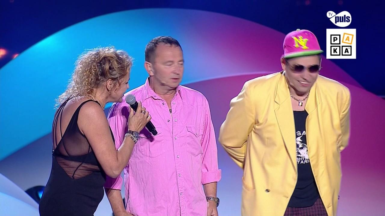 Kabaret pod Wyrwigroszem  – 19. Mazurska Noc Kabaretowa, TV Puls