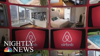Airbnb Announces Crackdown On Scammers And Fraudulent Postings | NBC Nightly News