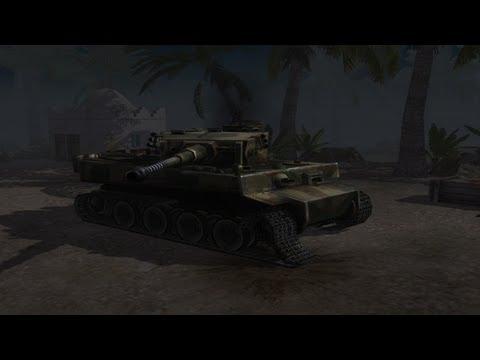 Men of War - German campaign walkthrough - Mission 5 - Borg's Last Fight 4/4