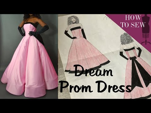 making-my-dream-prom-dress-ball-gown-2019