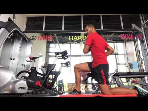Mejora tu flexibilidad en la cadera