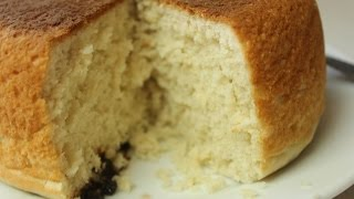 How To Make A Giant Rice Cooker Pancake  - Chocolate Chip Rice Cooker Pancakes