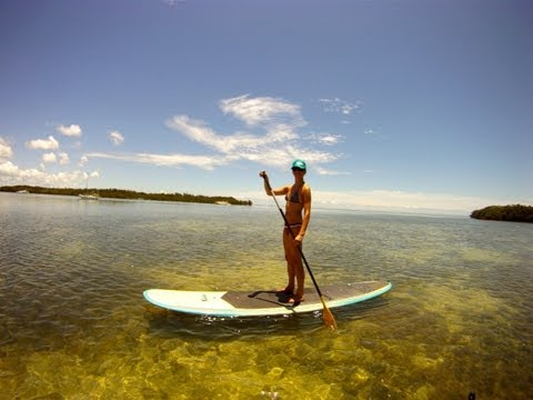 Florida Keys | Stand-Up Paddleboarding (SUP)