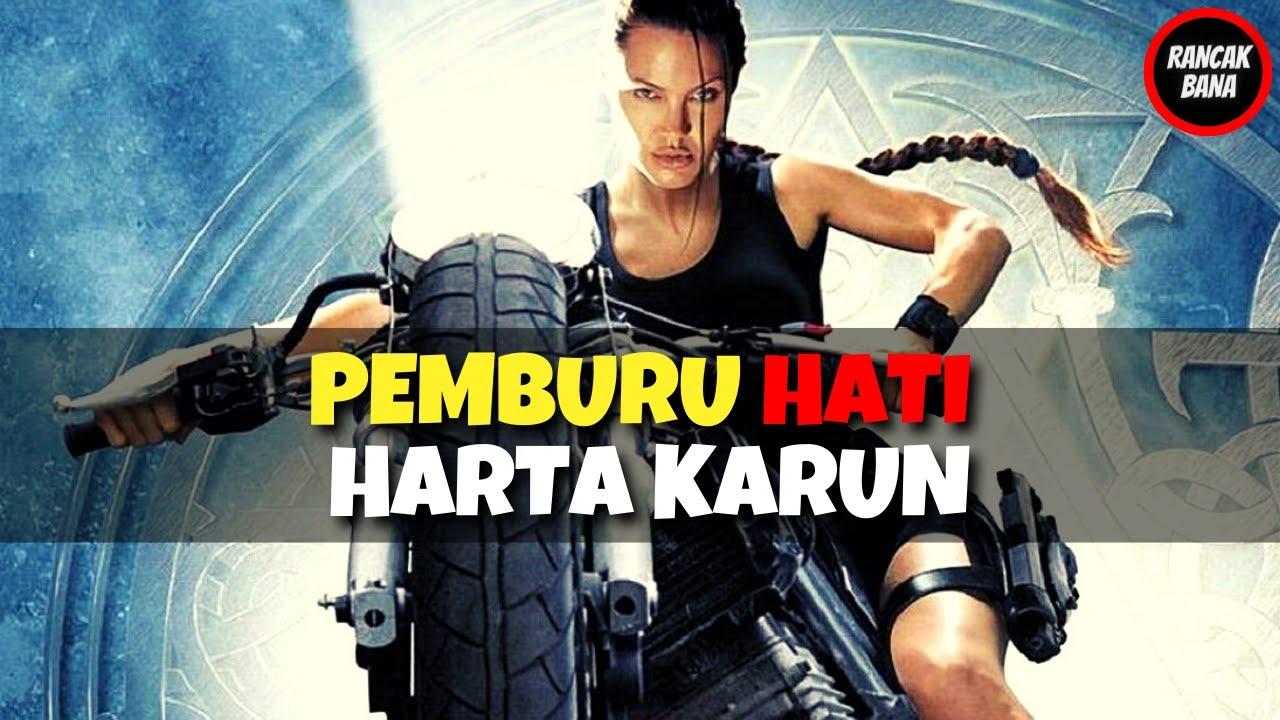 Download SI CANTIK‼️ PENAKLUK HATI HARTA KARUN - Alur Cerita Film Tomb Raider Lara Croft Cradle Of Life 2003