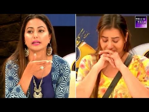 Hina Khan Reacts On Being Called Arrogant, Shilpa Shinde Breaks Down | Bigg Boss 11 Press Conference