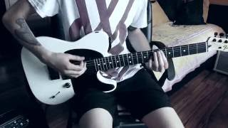 Lionheart - Keep Talkin' (Guitar Cover)