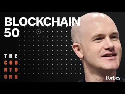 Amazon, Coinbase Among Best Businesses Using Blockchain   The Countdown   Forbes