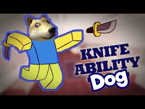how to get roblox knives