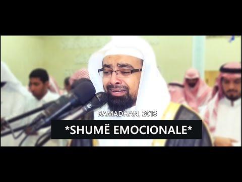 *SHUMË EMOCIONALE* - Surja Kijameh | Nasir El-Kitami | #Ramazan2016