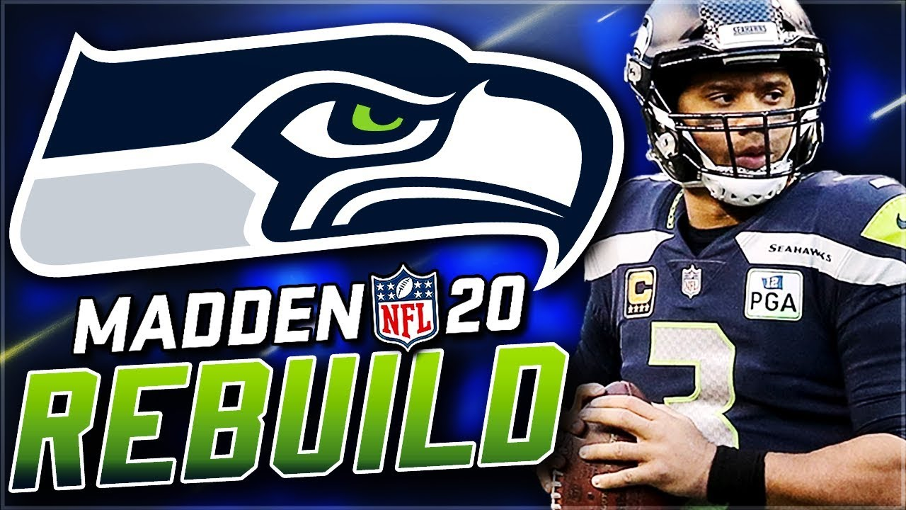 Rebuilding the Seattle Seahawks | NEW Legion of Boom! Madden 20 Franchise