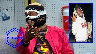 Trinidad James Calls Wale Out Over Sneakers I Full Size Run