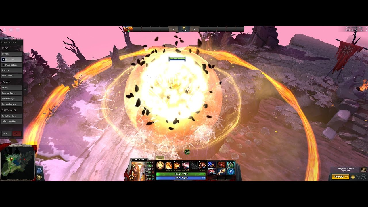24941e9d9a51 Vermillion Crucible Extremely Rare item effect! - YouTube