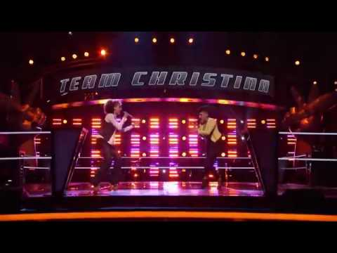 The Voice 2015 Battle - Ameera Delandro vs. SonicMasterpiece