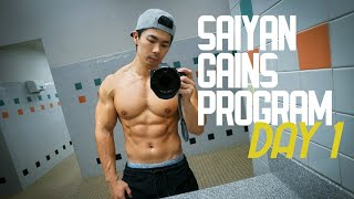 LET THE GAINS BEGIN! | New Hyper Frequency Program