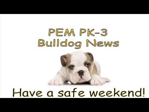 2018-10-05 PEM PK-3 Bulldog News