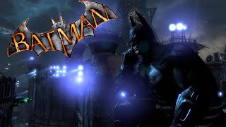 Batman Arkham City ( Бэтмен аркхем сити ) начало игры