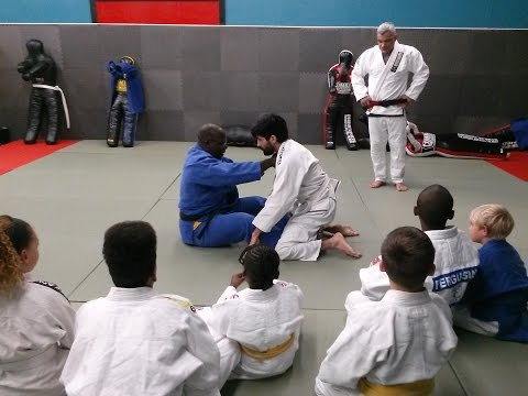 Dr. Rhadi Ferguson Provides Excellent Newaza and Ground Fighting Advice for Judo Coaches and Players
