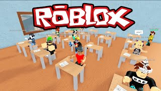 Roblox - Vida de estudante (Roblox High School) #6