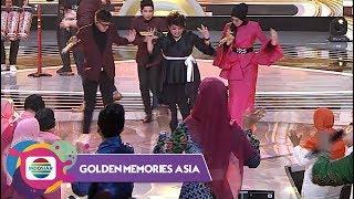 HORASSS!!!! Satu Studio Kompak Nyanyikan Lagu ''Anak Medan'' Bersama Joy Tobing Feat Maxima Group
