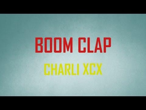 Boom Clap (Charli XCX) - Marzio Guitar Cover (Instrumental & Lyrics)
