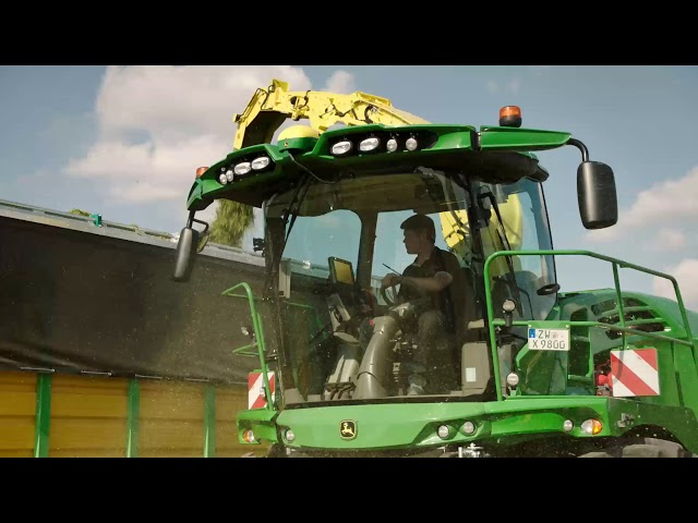 Nuove Trince Serie 9000 John Deere - Video Teaser
