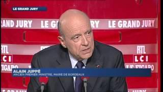 Le Grand Jury du 11 mai 2014 - Alain Juppé - 1e partie
