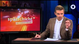 Florian Schroeder: Markus Söder ist eine Art bayerischer IS-Stützpunkt