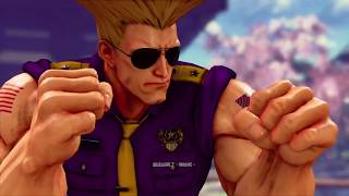 Street Fighter V Arcade Edition Andrew 682 (Chun Li) Vs fackyou (Guile)