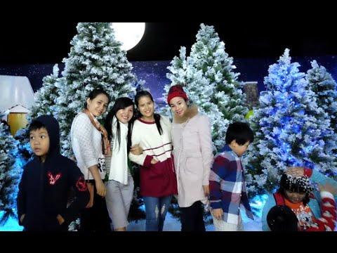 Noel 2015 tại Nhà Thờ Đức Bà và trung tâm Sài Gòn