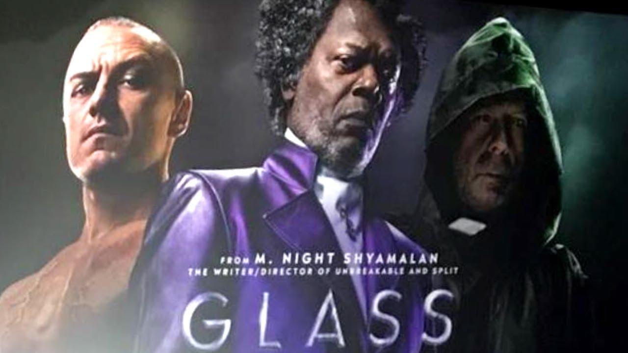 """""""Glass"""": revelan triler de la secuela de """"El protegido"""" y """"Fragmentado"""""""