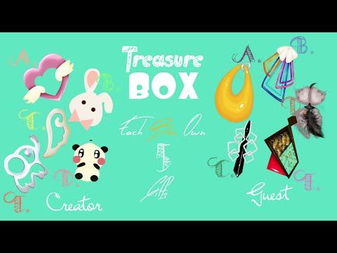 RISK & WIN GAME: .Treasure box. Part.1 CLOSED