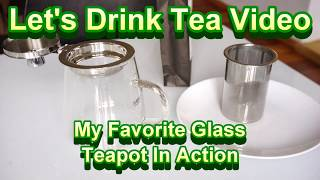 Best Glass Teapot With Infuser Review: Brewing Tea With My Favorite Glass Teapot With Strainer